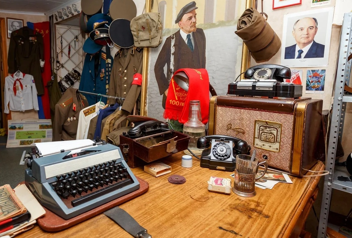 Дом забытых вещей. Чем интересен музей Плюшкина в Твери. 408504.jpeg