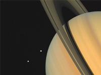 В конце недели у Сатурна исчезнут кольца