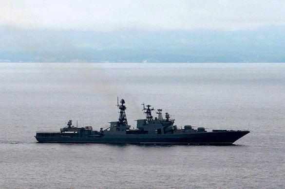Латвии снова почудились военные корабли РФ