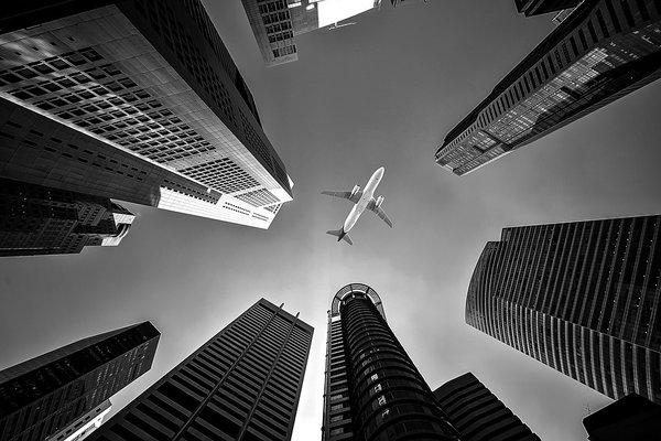 Airbus построит прозрачный самолёт - для тех, кто не боится летать. Airbus построит прозрачный самолёт - для тех, кто не боится летать.