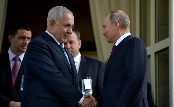 Провал Нетаньяху в Сочи: Кремль использует Иран как противовес Израилю и арабскому НАТО. Провал Нетаньяху в Сочи