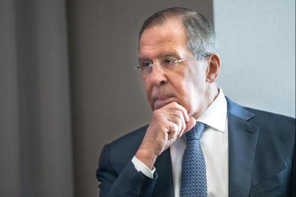 Лавров анонсировал дипломатический удар по Британии. Лавров анонсировал дипломатический удар по Британии
