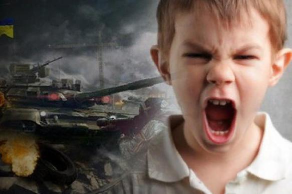 Украинский националист призвал сограждан к войне с Россией. 397506.jpeg