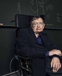 Стивен Хокинг - ученый, писатель и... будущий космонавт