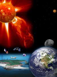 Космическая непогода неотвратима, но будет прогнозироваться