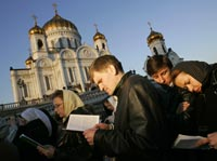Православных призывали соблюдать пост 8 марта
