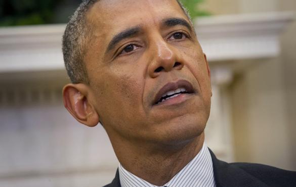 Американцы объявляют Обаму