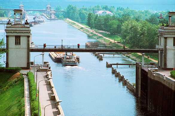 В Москве предотвращен теракт на Химкинском водохранилище. шлюз, канал имени москвы