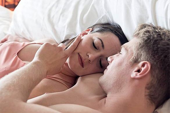 Начало занятие сексом