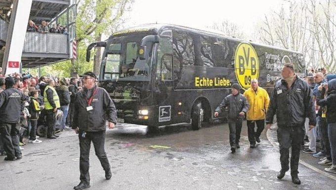 В Германии прогремел взрыв