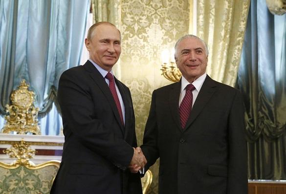 Зачем России Мишел Темер