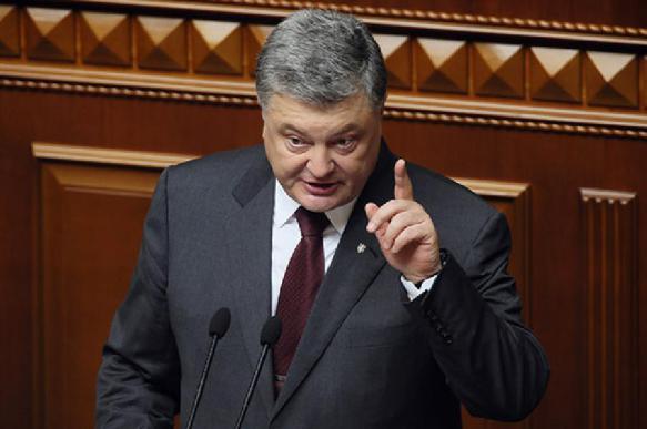 Порошенко рассказал школьникам, что большинство украинцев готовы к войне. 391507.jpeg