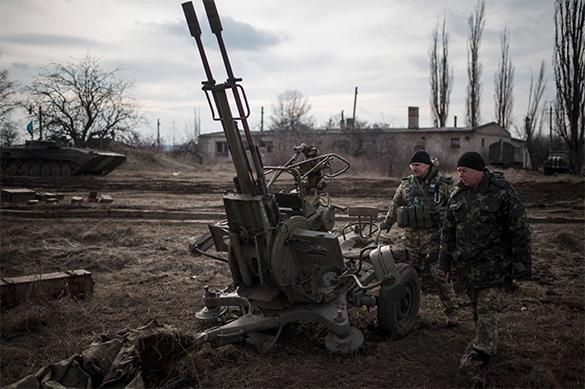 ВДНР сообщили  о57 случаях обстрелов состороны ВСУ засутки