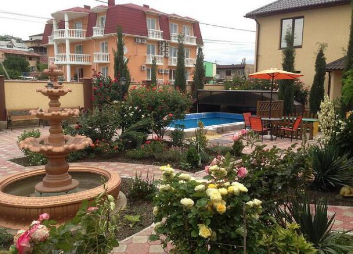 1 июля в Крыму откроют более 400 отелей. Отель