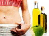 Уксус помогает похудеть