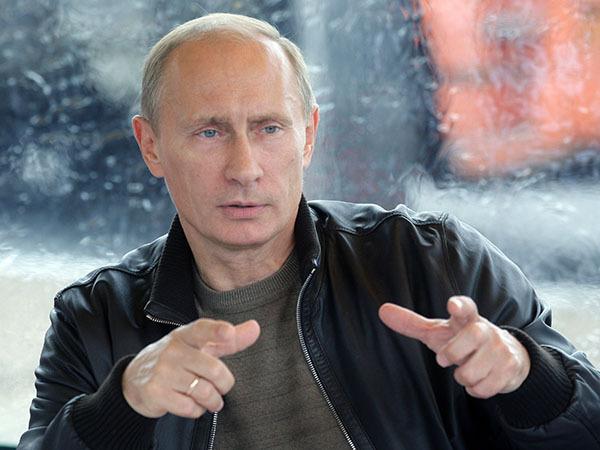 Путин проведет пресс-конференцию в Москве