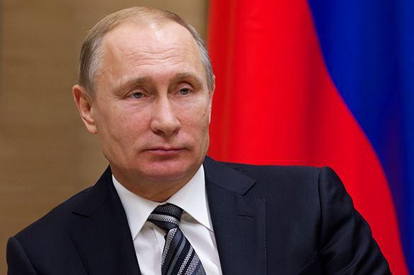 Рейтинг Владимира Путина Остается высоким
