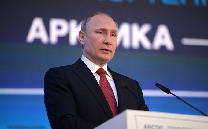 Путин сравнил митинги в Российской Федерации сначалом «арабской весны» и«Евромайдана»