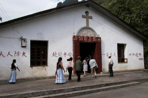 Китайские христиане обжалуют отказ властей Чехии в предоставлении убежища. Китайские христиане обжалуют отказ властей Чехии в предоставлени