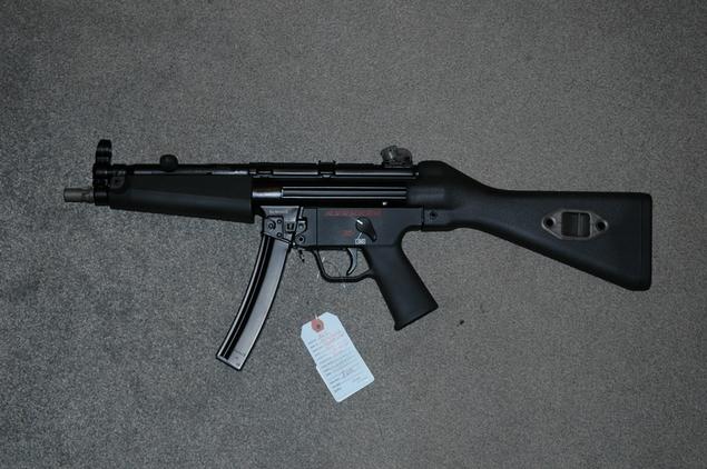 История создания и технические характеристики пистолета-пулемёта HK MP5. 403509.jpeg