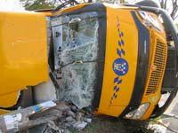 Крупное ДТП в Турции: погибли девять человек