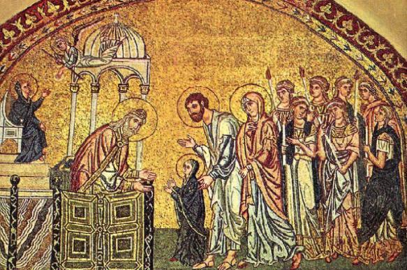 Дева Мария - самая святая из всех жен. 395510.jpeg
