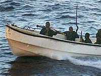 Сомалийские пираты захватили круизное судно