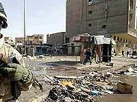 Серия взрывов в Ираке стоила жизни восьми мирным жителям