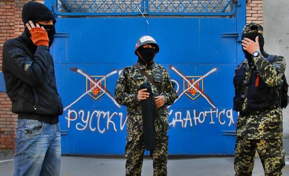 Миротворческая операция на Украине все ближе. События на юго-востоке Украины
