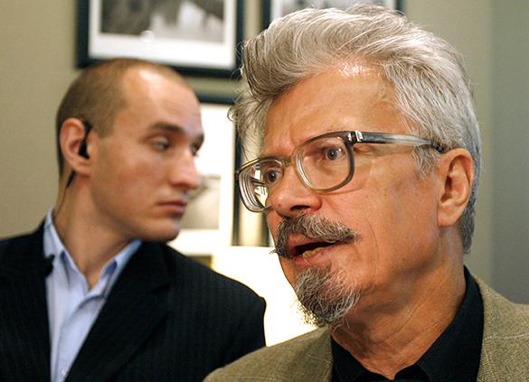 Лимонов о срыве концерта Макаревича: