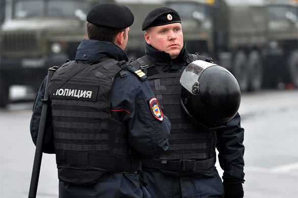 Камера сняла нападение наинкассаторов «Почты России»
