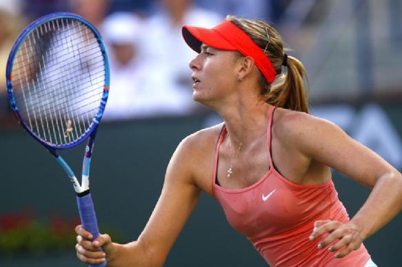 Мария Шарапова впервые с мая 2015 года  выиграла турнир WTA в Тяньцзине. 377511.jpeg