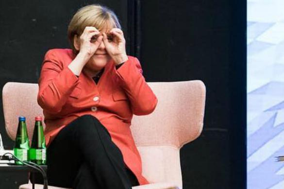 На первых ролях: что вынудило Меркель признать силу России. Канцлер ФРГ Ангела Меркель