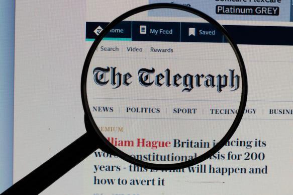 The Telegraph рассказал о третьем