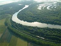 Старейший национальный парк Венгрии охвачен огнем