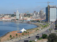 За обед в столице Анголы просят 100 долларов