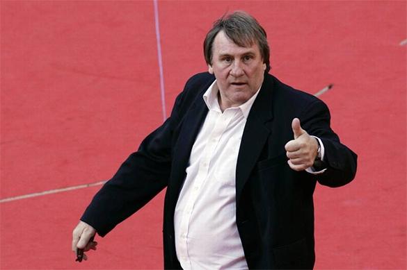 Жерар Депардье снимется в блокбастере о Сталине