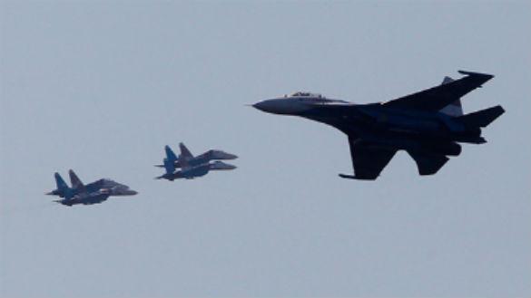 Российские истребители девять раз поднимались на перехват чужих самолетов. 372512.jpeg