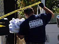Четверо латиноамериканцев погибли на автостоянке в США