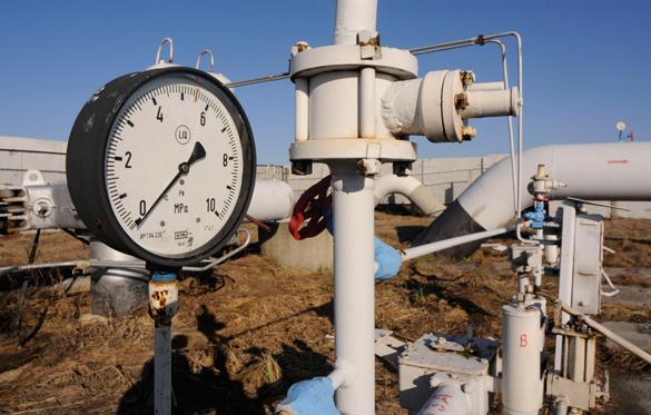 Европейский комиссар по энергетике: Украина должна расплатиться перед Россией за газ. Европейский комиссар по энергетике: Украина должна расплатиться