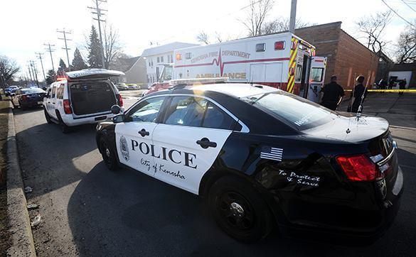 В Сент-Луисе полиция убила подозреваемого