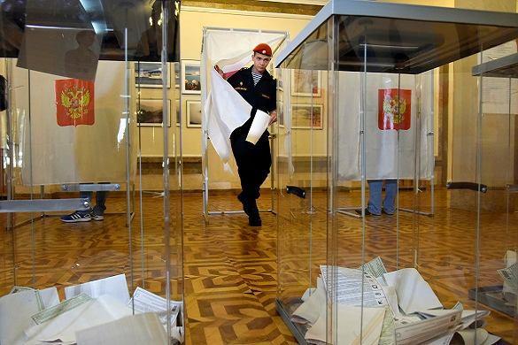Европа не признала выборы в Крыму