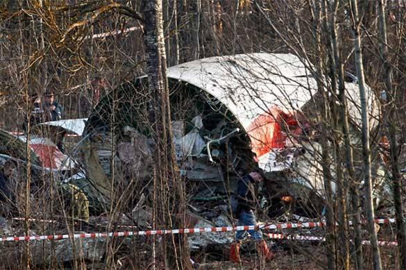 Польша: на борту Ту-154 Качиньского самописцы зафиксировали взрыв. 377513.jpeg