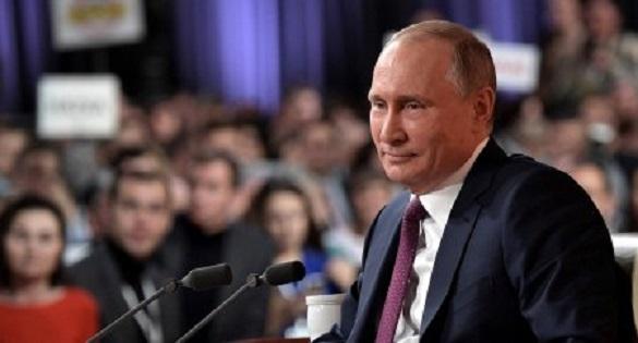 Путин согласился с предложением освободить молодые семьи от налога при продаже жилья. 398513.jpeg
