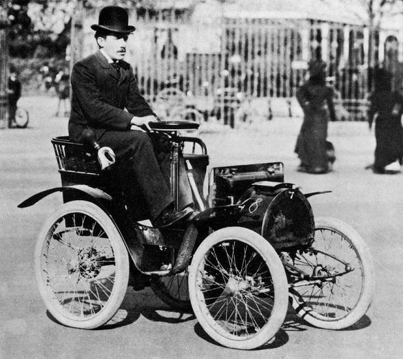 Любопытные факты о первых автомобилях. 402513.jpeg