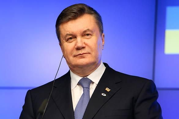 Украина признала Януковича лучшим президентом