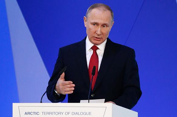 Путин об агрессивности России: Разговоры в пользу бедных