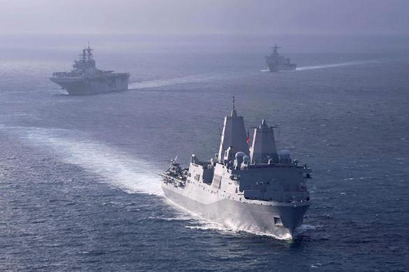 Придет ли флот НАТО к Крыму