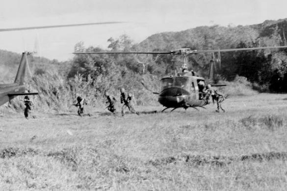 Битва в долине Йа-Дранг: одна из самых кровопролитных страниц Вьетнамской войны. 397514.jpeg