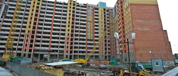 Половина инвестиций российских дольщиков задействовано в строительстве жилья в Москве. 398514.jpeg